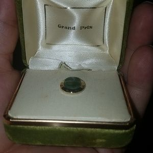 PM 297 Grand Prix genuine jade cuff link